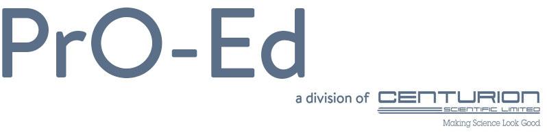 PrO Education Centrifuges Logo